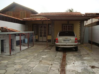 Photo for House near the pond and close to Praia do Forte, airy and spacious.