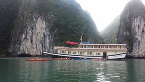 Photo for 4BR Boat Vacation Rental in Tp. Hạ Long, Quảng Ninh
