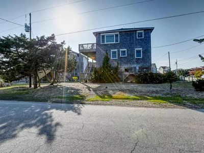 Photo for Updated Canalfront Beach House, Family and Pet Friendly