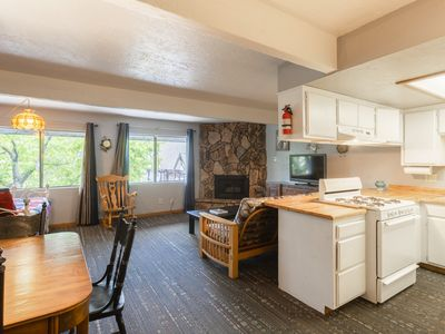 Photo for Village Suites Inn - American Black Bear - Perfect Location, IN THE VILLAGE! Can't be better!