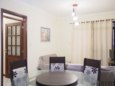 Photo for Apartment in Front Ocean Building in the Center of Itapema