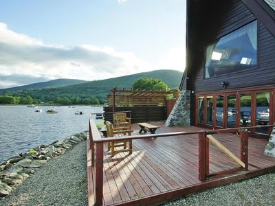 Photo for holiday home -, Lochearnhead  in Perthshire - 8 persons, 2 bedrooms