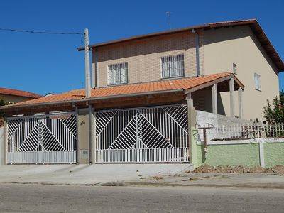Photo for Beautiful Townhouse with Pool 500m from Martim de Sa and 5 minutes from the Center