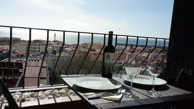 Photo for Funchal apartment overlooking the Marina