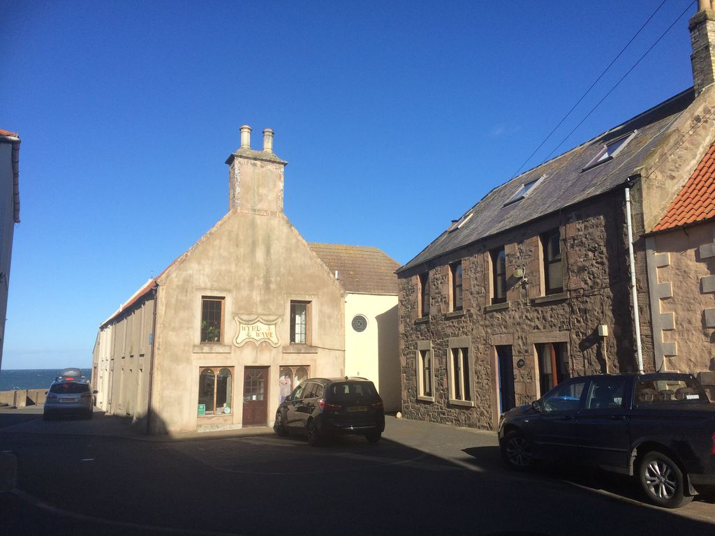 Puffin House by the Sea, Eyemouth, Scottish Borders  2 bedroom, sea views,  - Eyemouth