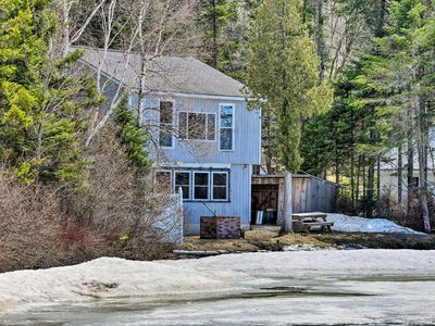 Photo for 'Grouse Landing' Cozy Waterfront Home on Back Lake