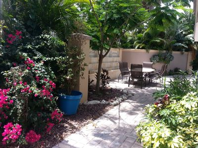 Photo for Luxury 3 Bed, 3 En Suite Baths, Private Htd Pool, 0 Blocks to Beach - Just Steps
