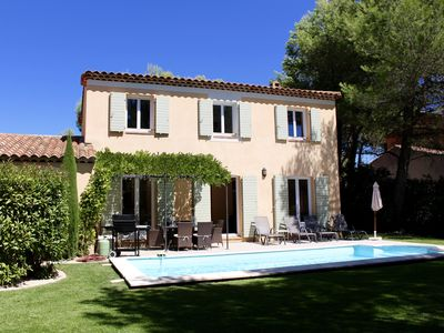 Photo for Villa in Pont Royal Golf and Country Club, Provence