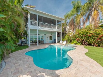 Photo for Direct Bay Front, Private Pool & Dock, May Availability!! Bayfront: 6 BR / 4 BA