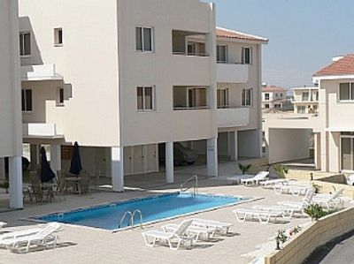 Photo for 2 Bedroom Pervolia Larnaca Apartment with Air-Conditioning