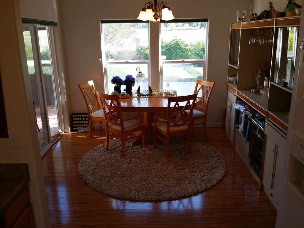 Resort-Style Living on Santa Fe Country Club! Entire Large Home- Light! bright!