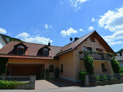 Photo for Homely Apartment in Riedenburg Prunn near Forest with BBQ