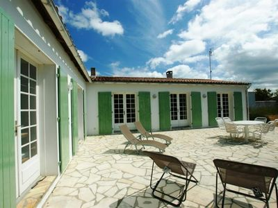 Photo for LOVELY AND QUIET HOUSE CLOSE TO THE BEACH FOR 6 PEOPLE IN LA COUARDE / MER