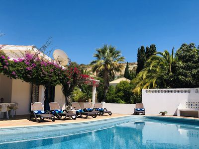 Photo for Exclusive Villa with Heated Pool near Sandy Beach, Hiking, Golf and Wineries