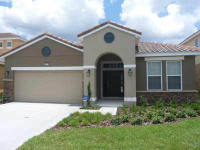 Photo for 5 Bed 5 Bath Pool And Spa Home with Games Room New Resort Community