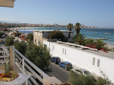 Photo for Apartment 892 m from the center of Alghero with Parking, Internet, Washing machine, Air conditioning (446013)