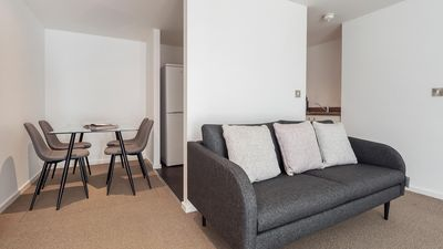 Photo for Bright, Stylish 2BR Apartment in Central Location
