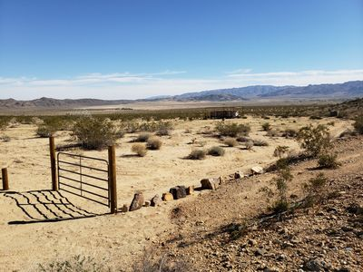 Photo for Secluded 20-acre private desert exploration for you and your loved ones!