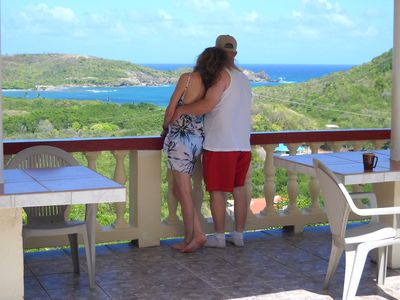 Photo for Tranquil Ocean View 2 Bedroom Apartment