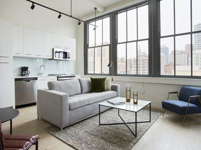 Photo for Sonder | Museum District | Serene 1BR + Laundry