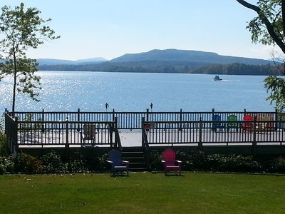 Photo for VT VACATION PARADISE - Lake Champlain Perfect 4 LG GROUPS/ 3 cottages Available!