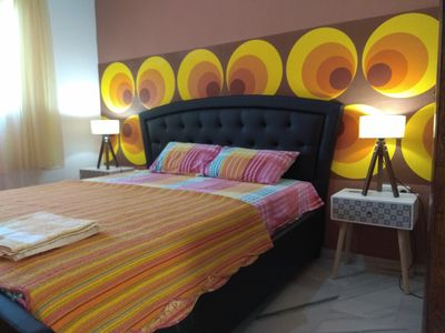 Photo for 3BR Hotel Suites Vacation Rental in Agio Pnevma