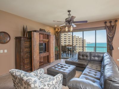 Photo for *VIP* 3BR/3BA with 2 Master Suits / 2 Kings - Wrap Around Balcony - 2,700 Sq/Ft!