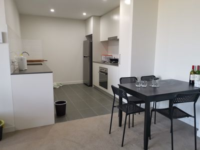Photo for new apartment, near shopping centre and train station.  clean and convenience