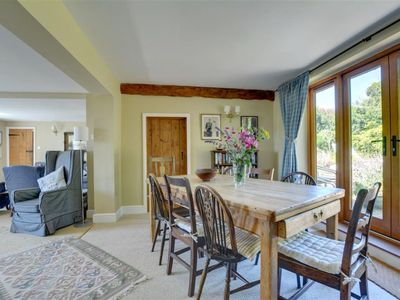 Photo for Vacation home Sonnet in Sandwich - 7 persons, 5 bedrooms