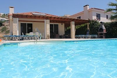 Photo for Villa With Private Pool, WiFi, Mature Garden,Superb Bay Position, Near Beach