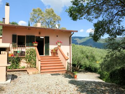 Photo for Vacation home Podere Par di Rota (CLC150) in Calci - 7 persons, 3 bedrooms