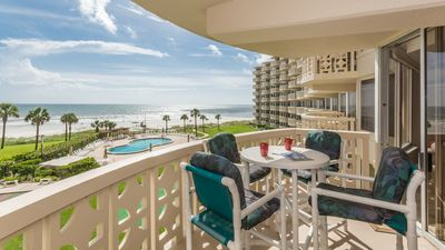 Photo for PRIME SPOT!!  Exquisite Oceanfront! Amazing View & Steps from Flagler! BOOK NOW!