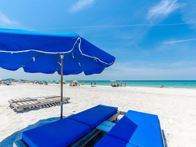 Photo for Ultimate Gulf Front Beach Rental - newly updated! Free wifi and long distance