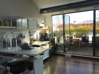 Photo for Loft with terrace in Belleville