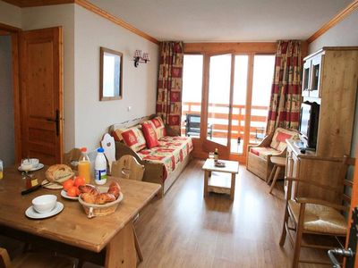 Photo for Residence Odalys Le Hameau and The Chalets of the Golden Valley *** - 2 Rooms 4 People