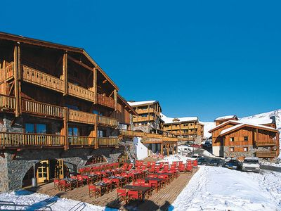 Photo for Apartment Résidence Village Montana (TIG135) in Tignes - 10 persons, 5 bedrooms