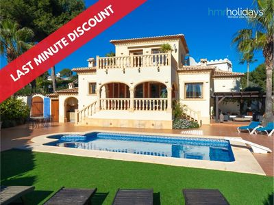 Photo for Villa Isabella - 3 bdr - Wifi - A/C - pool