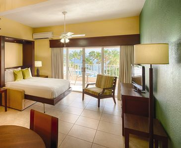 Elysian Beach Resort bedroom