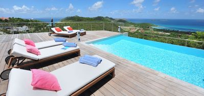 Villa Globe Trotter  -  Ocean View - Located in  Fabulous Lurin with Private Pool