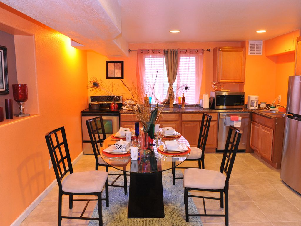Recently Finished Cozy And Family Friendly Basement Near