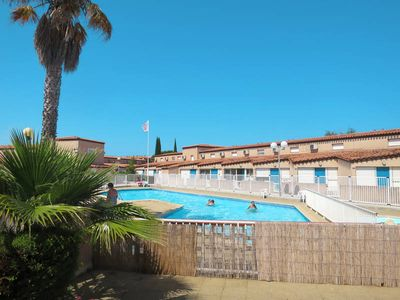 Photo for Apartment Résidence Les Jardins de Neptune  in St.Cyprien - Plage, Languedoc - Roussillon - 8 persons, 3 bedrooms