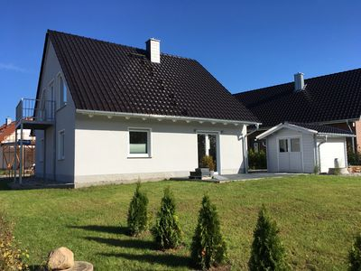Photo for Spacious holiday home with exclusive sea views in the idyllic Boiensdorf