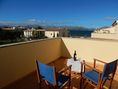 Photo for Can Panseta - Chalet for 8 people in Alcudia