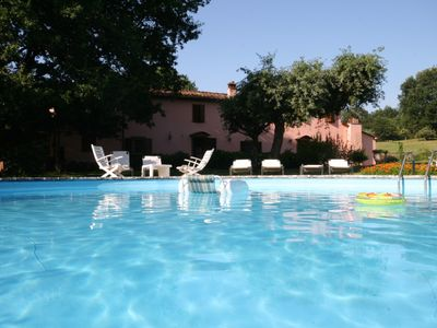 Photo for 7BR Farmhouse Vacation Rental in Capannori, Toscana
