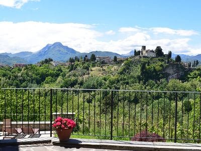Photo for Spectacular View over Barga