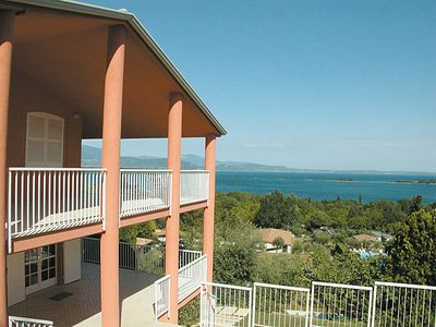 Photo for 9BR Villa Vacation Rental in San Felice del Benaco, BS