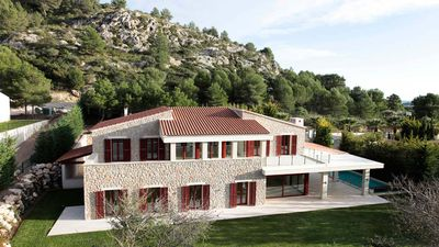 Photo for Luxury Villa with pool, near the beach and golf course