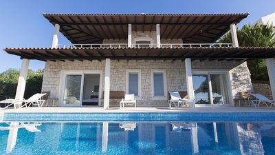 Photo for Cape House 5 bedroom villa on Kas Penisula overlooking the Mediterranean