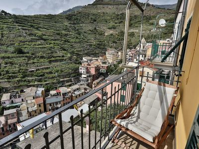 Photo for Radici Sea View Apartment With Balcony