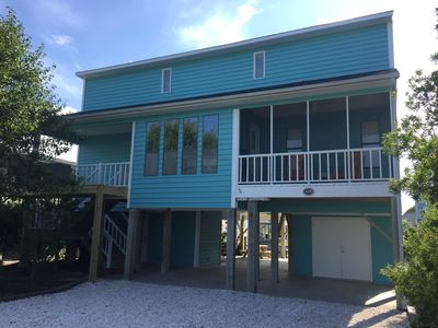 Photo for COMPLETELY RENOVATED 4 Bedroom, 4.5 Baths with private dock on canal